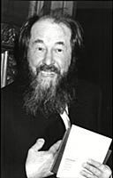 Alexander Solzhenitsyn At The Guildhall