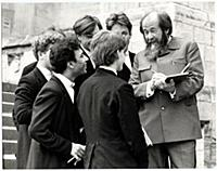 Alexander Solzhenitsyn (died August 2008) Russian