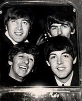 The Beatles John Lennon (died December 1980) Paul