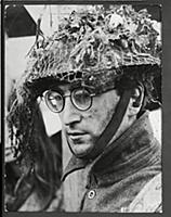 John Lennon Pictured In Soldier''s Uniform During