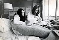 John Lennon (dead 12/1980) And His Bride Yoko Ono