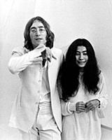 JOHN LENNON AND YOKO ONO - 1968
