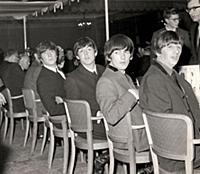 The Beatles John Lennon (died December 1980) Georg