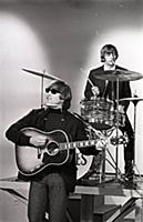 The Beatles - John Lennon, Ringo Starr.