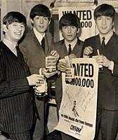 The Beatles: Ringo Starr Paul Mccartney George Har