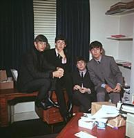 The Beatles - Ringo Starr, Paul McCartney, John Le
