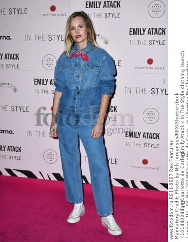 Mandatory Credit: Photo by Nils Jorgensen/REX/Shutterstock (10144034dq) Charlotte de Carle Emily Atack x In The Style clothing launch, London, UK - 06 Mar 2019 Charlotte de Carle  at Libertine By Chinawhite