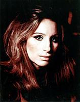 Американская певица и актриса Барбра Стрейзанд