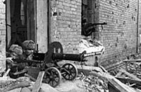 World war 2, battle of Stalingrad, soviet guardsme