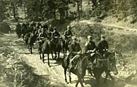 Soviet German Front, October 1942 - A Cavalry Raid