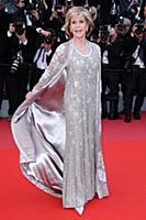 Jane Fonda 'BlacKkKlansman' premiere, 71st Cannes