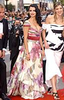 Penelope Cruz and Martha Fiennes THE 58TH CANNES F