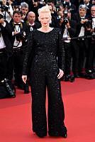 Tilda Swinton Anniversary Soiree, 70th Cannes Film