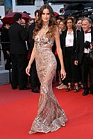 Izabel Goulart 'Burning' premiere, 71st Cannes Fil