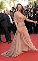 Angelina Jolie 'Inglourious Basterds' film premier