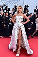 Hailey Baldwin 'The Beguiled' Premiere, 70th Canne