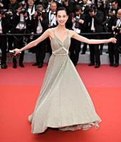 Kiko Mizuhara 'Yomeddine' premiere, 71st Cannes Fi