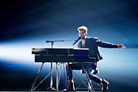 Победитель музыкального конкурса «Евровидение-2019» Дункан Лоуренс