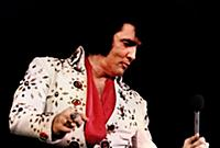 Elvis On Tour,  Elvis Presley Editorial use only.