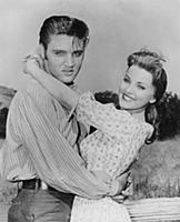 Elvis Presley, Debra Paget Love Me Tender - 1956 D