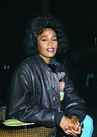 Whitney Houston in London Various