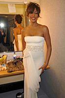 Whitney Houston Swarovski Fashion Rocks For The Pr
