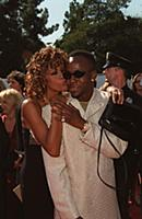 Whitney Houston and Bobby Brown 50th Annual Emmy A