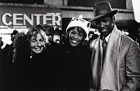Penny Marshall, Whitney Houston, Denzel Washington