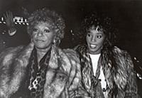 Whitney Houston & Cissy Houston Whitney Houston &