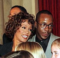 Whitney Houston and husband Bobby Brown Whitney Ho