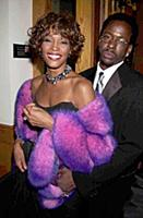 Whitney Houston and Bobby Brown The Vanity Fair Pa