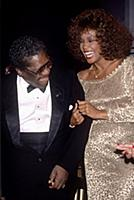 B B King and Whitney Houston Songwriters Hall of F