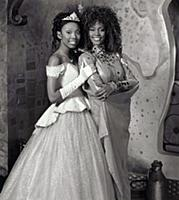 Brandy, Whitney Houston Cinderella - 1997 Director
