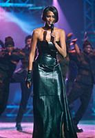 Whitney Houston BRIT AWARDS CEREMONY, LONDON, BRIT