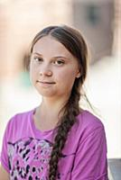 Greta Thunberg, climate activist, made her final s