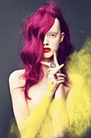 Подборка: Цветные волосы не выходят из моды