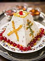 Paskha (Russian Easter dessert)