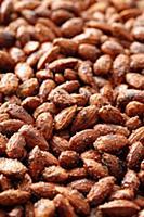 Roasted almonds (full-frame)