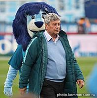 Чемпионат России по футболу. Премьер-лига. Матч ме