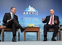 Thu., Mar. 30, 2017, Russia, Arkhangelsk region, A