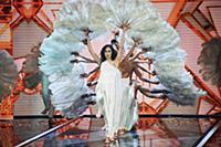 Церемония финала национального конкурса 'Мисс Росс