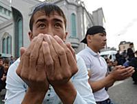 Как мусульмане России отмечали праздник жертвоприношения Курбан-Байрам в последние годы