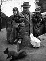 ARKIV 1953.  Italian film dirctor Roberto Rosselli