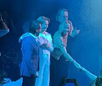 STOCKHOLM 2016-01-20 ABBA-members  Bjorn Ulvaeus,
