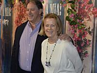 STOCKHOLM 2016-01-20 Anni-Frid Lyngstad and Henry