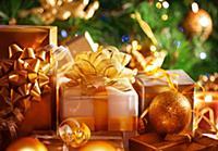 Волшебное Рождество. Роскошные новогодние подарки.