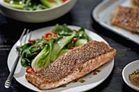 Four-Spice Salmon