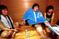 Чемпионат мира по сумо среди женщин, Япония.