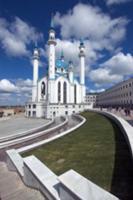 Открытие мечети Кул Шариф в Татарстане