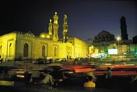 Мечеть Эль Эзхер (El Ezher Mosque) в Каире